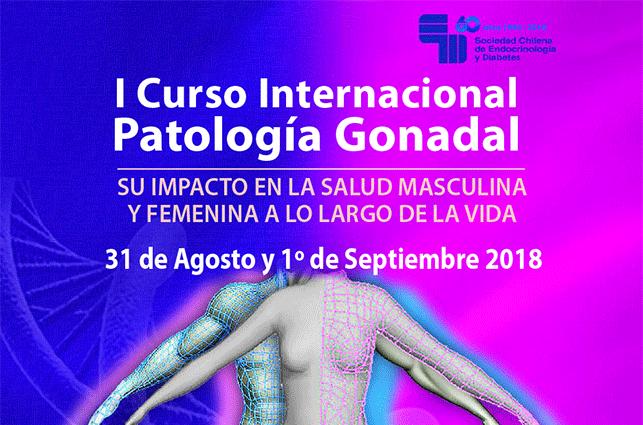 I Curso Internacional de Patología Gonadal: Una instancia inédita para profundizar en las patologías endocrinas que impactan la salud masculina y femenina