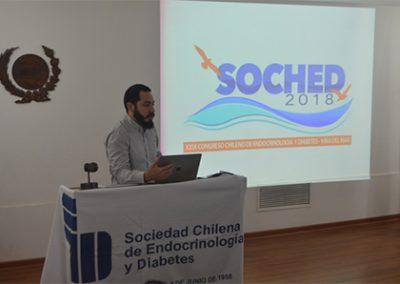 Dr. Francisco Cordero presenta los principales temas que se tratarán en el Congreso 2018.
