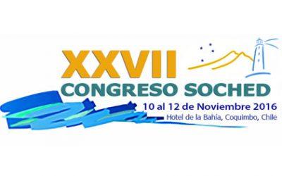 XXVII Congreso Chileno de Endocrinología y Diabetes 2016