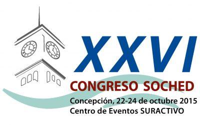 XXVI Congreso Chileno de Endocrinología y Diabetes 2015