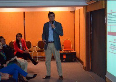 Dr. Rodrigo Baeza Andrade, Urólogo Hospital las Higueras de Talcahuano, muestra la experiencia quirúrgica.