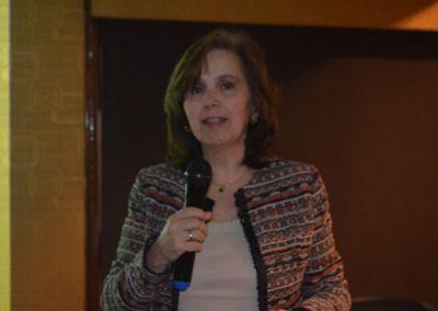 Dra. Aylwin recuerda a los asistentes que la última reunión académica del año es el próximo XXIX Congreso que se efectuará en Coquimbo y los invita a asistir para poder conmemorar con los socios que están distribuidos en todo el país los 60 años de la SOCHED.
