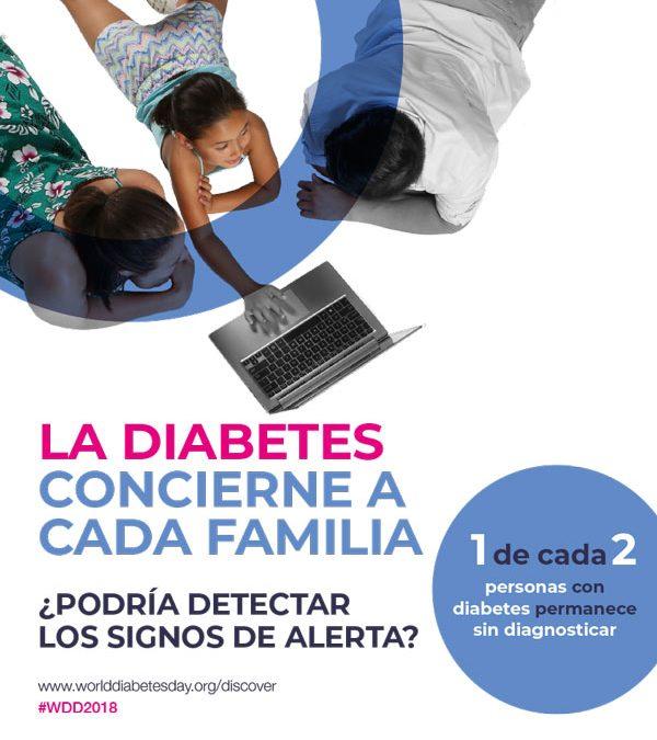 14 de Noviembre Día Mundial de la Diabetes