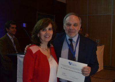 Dr. Claudio Liberman, Socio Honorario 2018