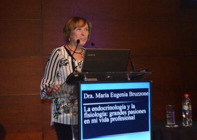 Presentación Dra. Bruzzone, Socia Honoraria 2017.