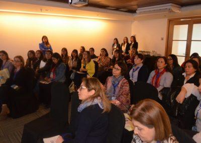 Gran interés demostraron las enfermeras en talleres educativos de enfermería