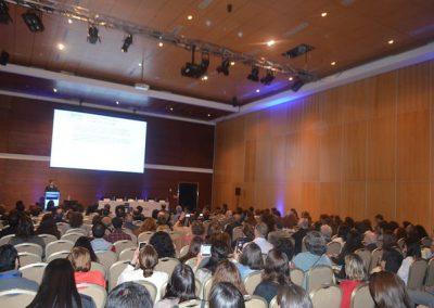 Alta convocatoria a charlas programa científico