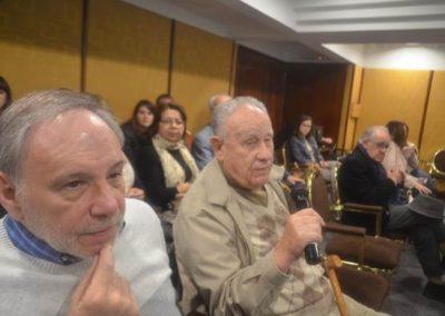 Dres. Claudio Liberman y Manuel García de los Ríos