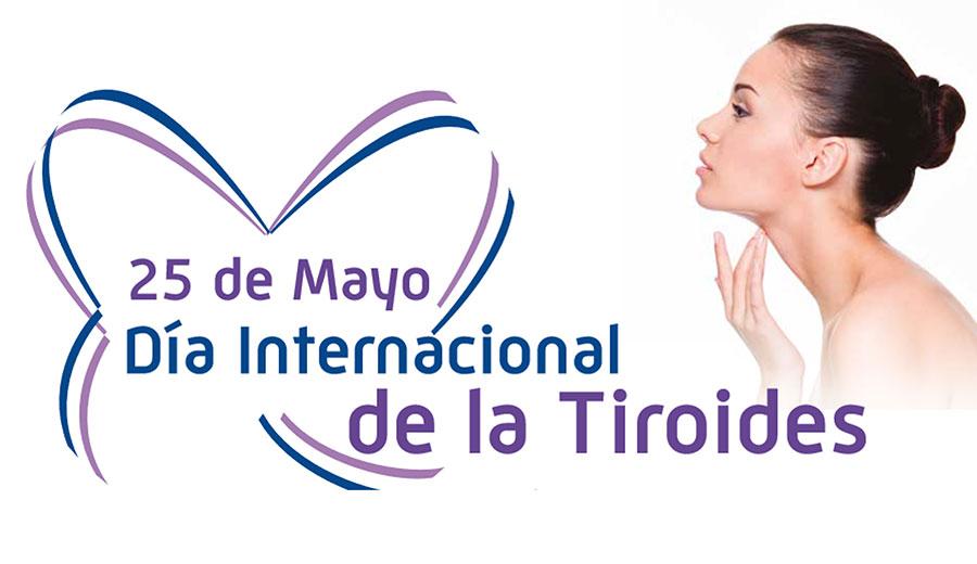 Día Mundial de la Tiroides: Miembros SOCHED profundizan acerca de las afecciones de la glándula