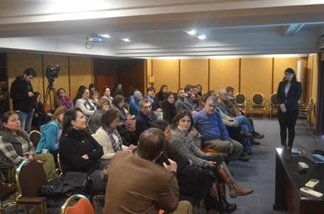 Dos interesantes y educativos casos se presentaron en la Reunión Clínica de Julio