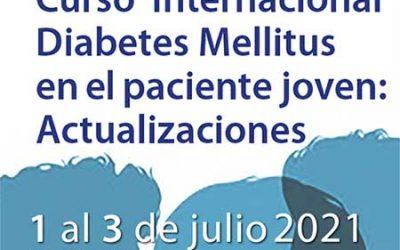 Curso Online de Actualización en Diabetes Para Pacientes Jóvenes 2021