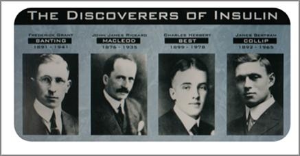 Cien años desde el descubrimiento de la insulina